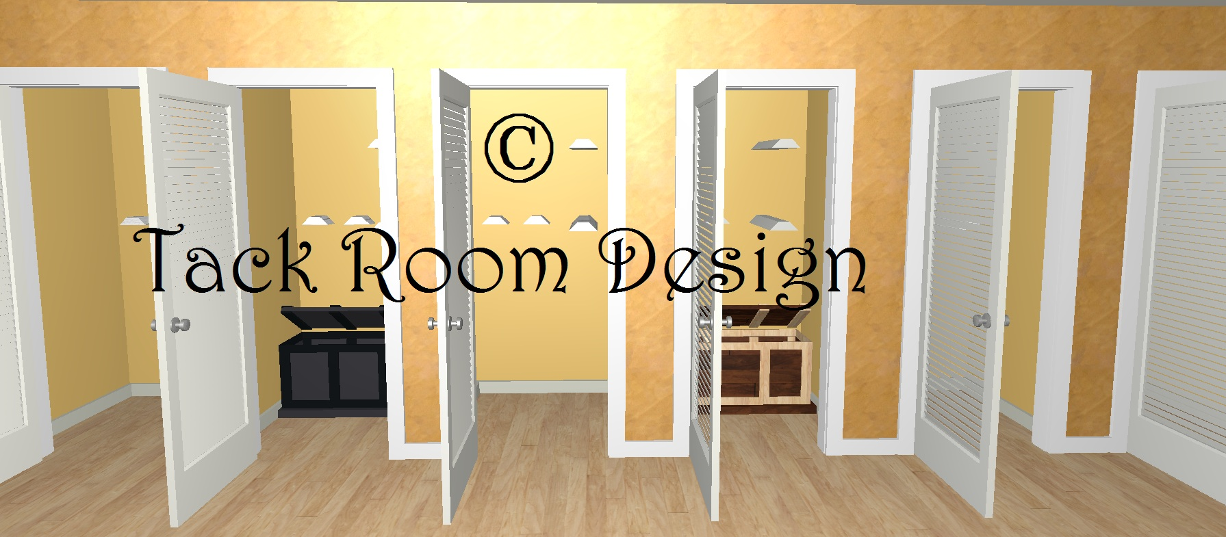 Tack Lockers Moxie Designs Tack Room Design